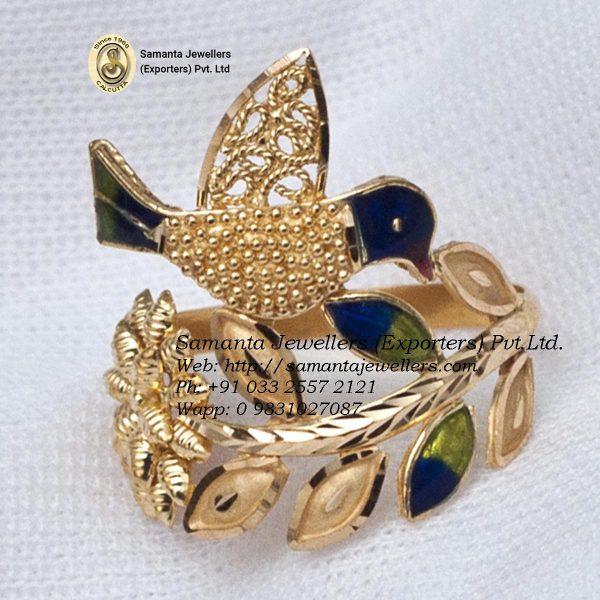 latest gold finger ring fancy ring wedding ring designs for women