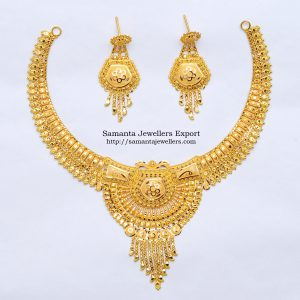 LATEST GOLD NECKLACE DESIGNS