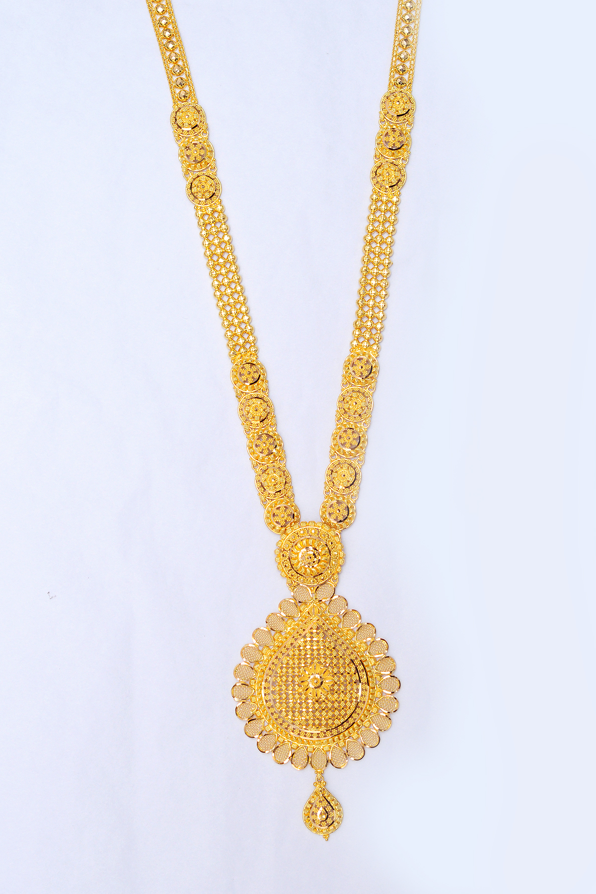 Latest Gold Long Necklace Designs | Gold Haram designs Uset Ranihaar mala set| wedding Necklace