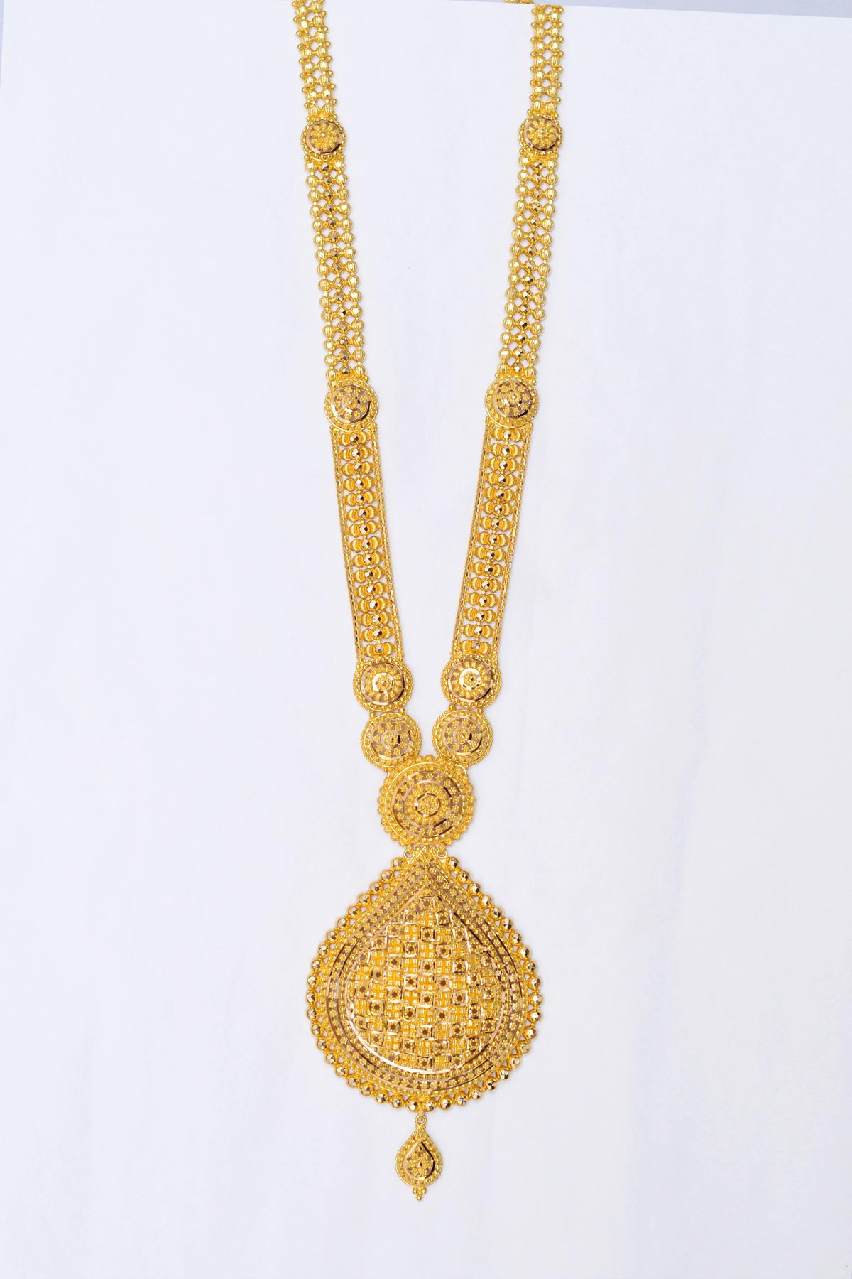 Latest Gold Long Necklace Designs | Gold Haram designs Uset Ranihaar mala set| wedding Necklace, gold jewelry manufacturer exporter kolkata